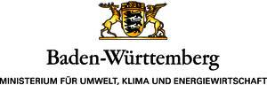 Logo Baden-Württemberg, Ministerium für Umelt, Klima und Energiewirtschaft